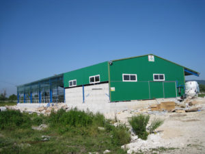 Conventional type cattle farm 1.200μ2-Ioannina