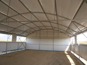 Indoor Poultry farm 8m