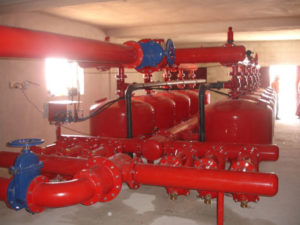 Main irrigation system